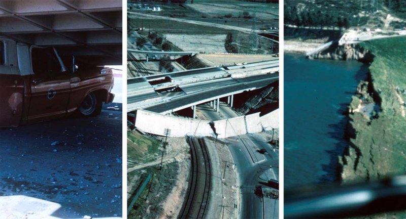 En fotos: terremoto de Sylmar de 1971 que sacudió Los Ángeles