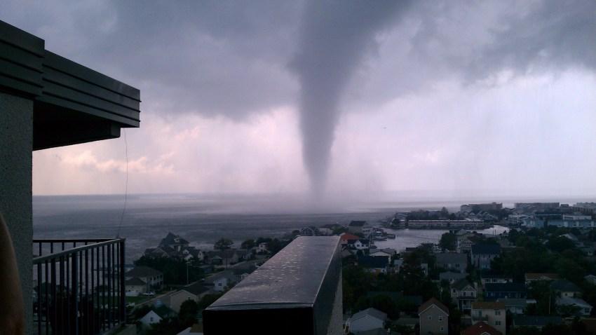 Ocean City Possible Tornado 135
