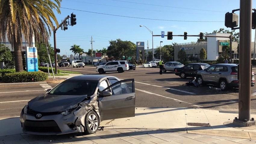 accidente 3 autos 16 sept TLMD TAMPA
