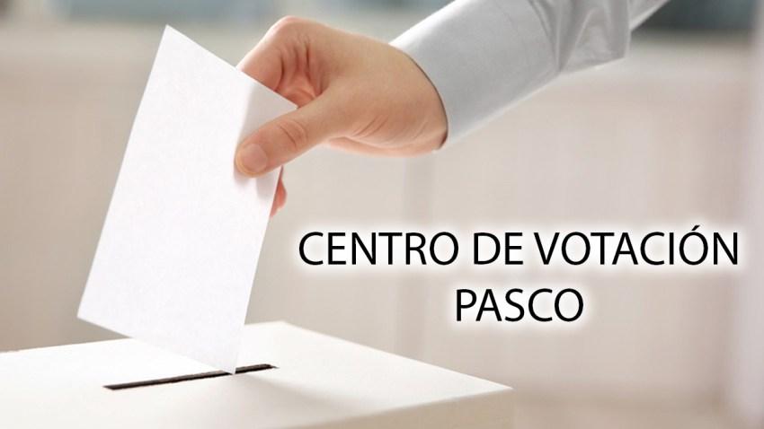 centro votacion PASCO
