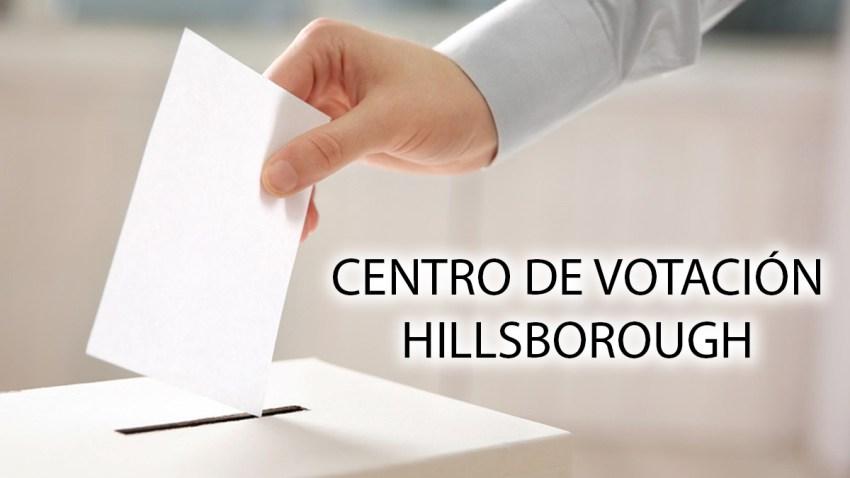 centro votacion hillsborough