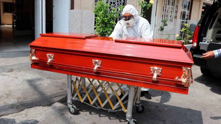 Funeral en tiempos de COVID-19