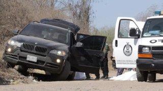 Triple asesinato en Sinaloa