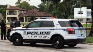 policia tampa patrullas TLMD TAMPA
