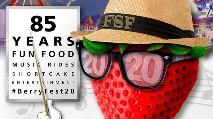 strawberry festival 2020 TLMD TAMPA
