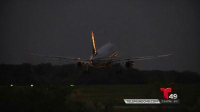 Reinician vuelos desde el Aeropuerto Internacional de Tampa