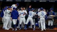 Los Dodgers vencen a los Tampa Bay Rays y ganan la Serie Mundial