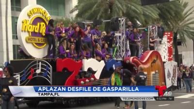 Posponen el tradicional Gasparilla hasta abril