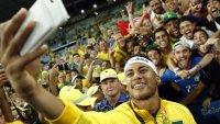 El día que Neymar hizo vibrar a todo un país