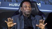 Hablar de modo virtual con Pelé cuesta $10,000